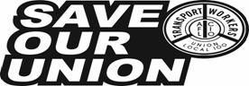 Save Our Union Logo